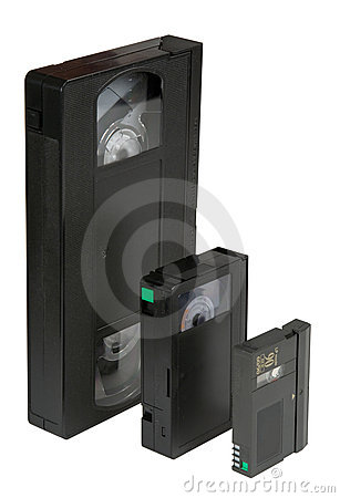 Evolution VHS