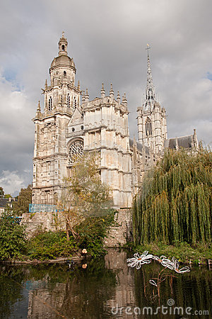 Evreux Cathedral