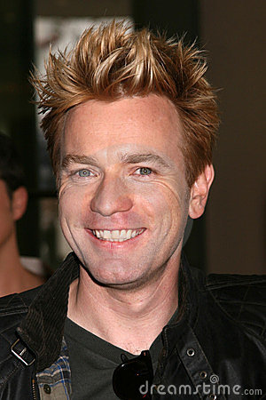 Ewan McGregor Summer TCA  08 - Los Angeles, CA Editorial Image