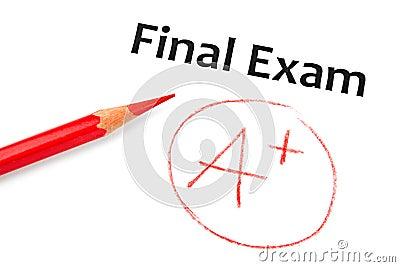 Resultado de imagen de examen final