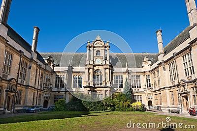 Examination Schools. Oxford, England