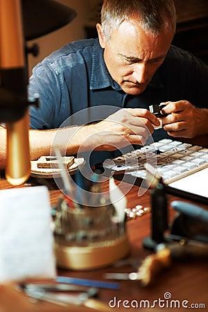 Examining the perfect gemstone