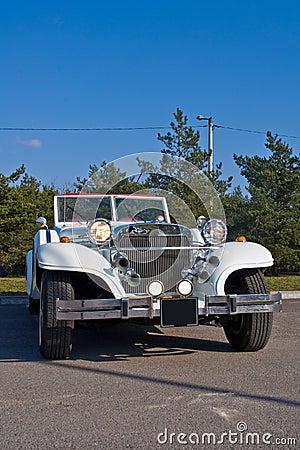 Excalibur cabrio car