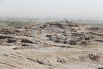 Excavated Harappa Civilization
