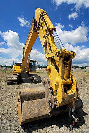 Excavating Machine
