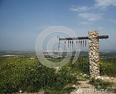Excavations park in Israel