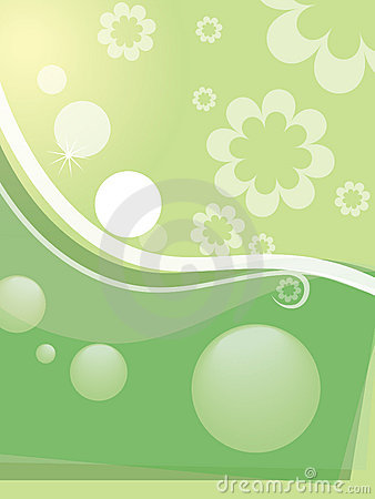 Free Excellent Green Background Royalty Free Stock Photography - 13801547