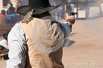 Exchange of Gunfire