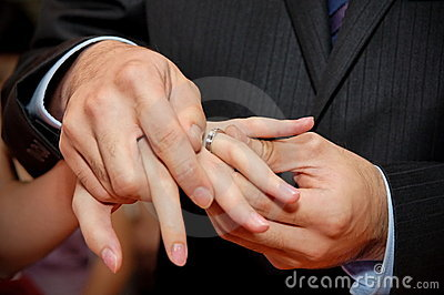 Exchanging engagement rings