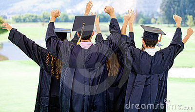 Excited graduation group