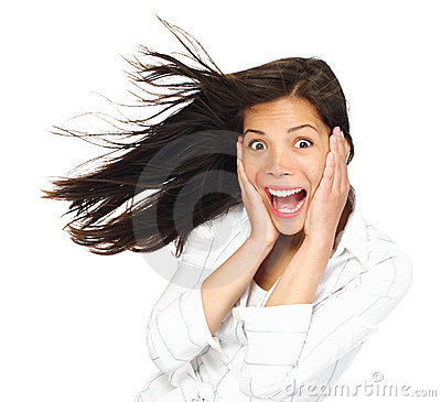 Free Excited Happy Woman Stock Photos - 11619353