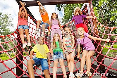 Playground Design Plan For Kids