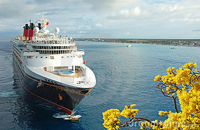 Exciting cruise vacation