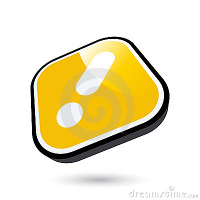 Exclamation Symbol