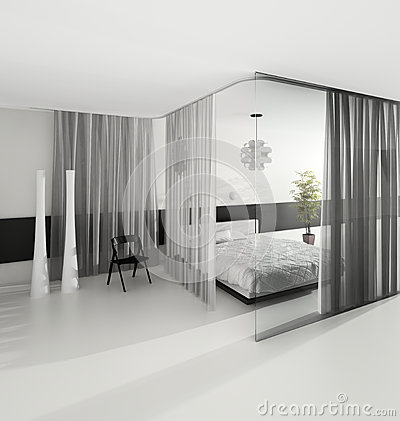 Bedroom Designer on Exclusive Design Bedroom   3d Interior Architecture  Image  30704637