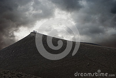 Excursion to Etna