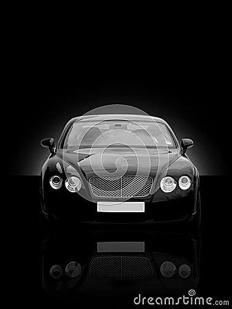 Free Executive Car Royalty Free Stock Photo - 17277245
