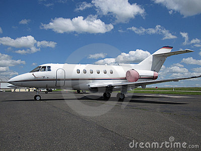 Executive Jet Aircraft