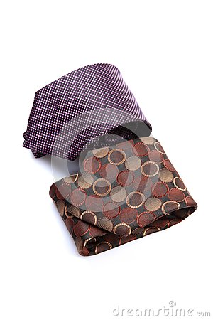 Executive Silk Ties Royalty Free Stock Photo - Image: 17651845