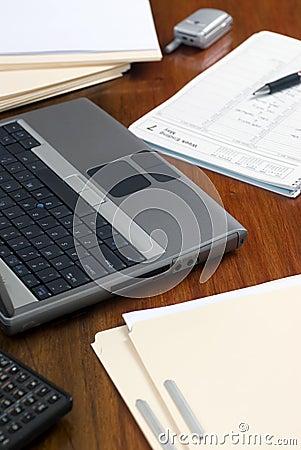 Executive workdesk