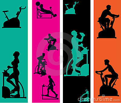 Exercise Web Banner Template