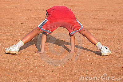 Exercising Sports Boy