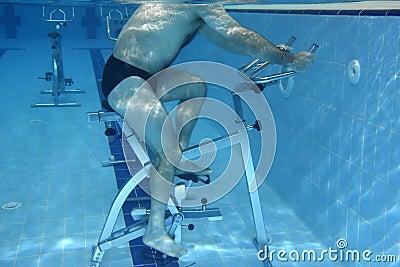 Exercising underwater