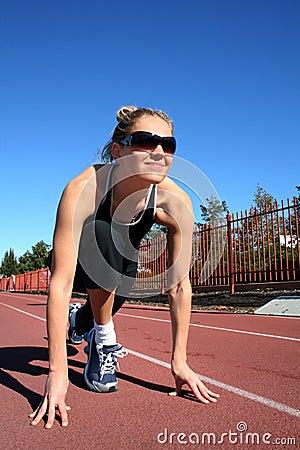 Free Exercising Woman Stock Photos - 3744733