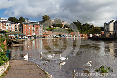 Exeter Devon England UK