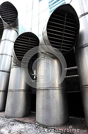 Exhaust vents