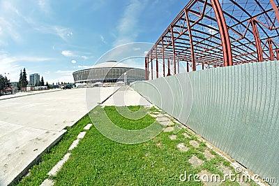 Exhibition complex