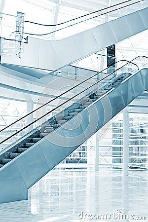 Exhibition Escalators