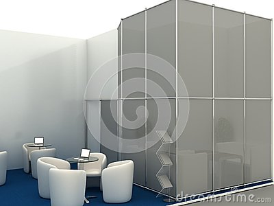 Exhibition Stand Interior Sample