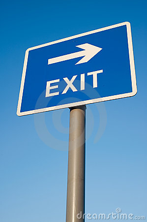 Exit this way