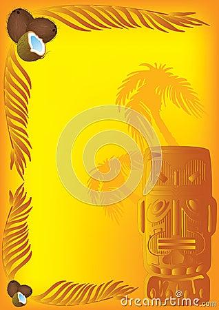 Exotic background