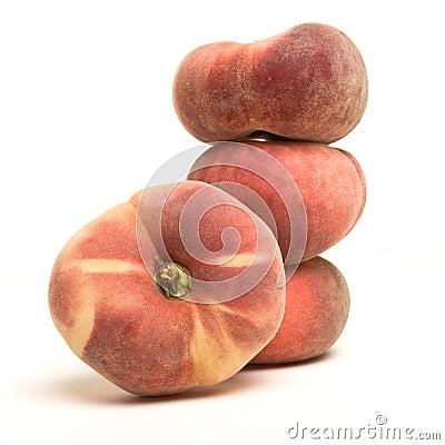 Exotic Flat peach