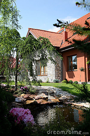 Free Exotic Garden Royalty Free Stock Image - 6573286