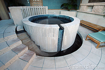 Exotic Hot Tub
