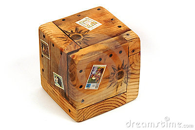 Exotic Wooden Box