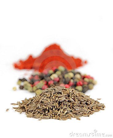 Free Exotically Spice Mix Royalty Free Stock Image - 16410356