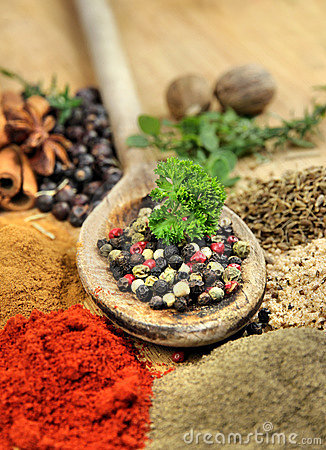 Free Exotically Spice Mix Stock Images - 16603884