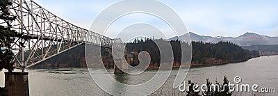 Expansion Bridge panoramic