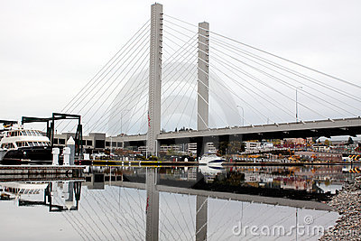 Expansion Bridge in Tacoma