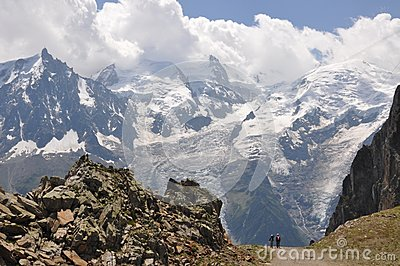 Expedition Mont Blanc