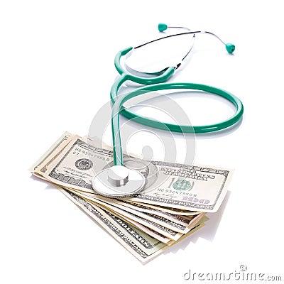 医疗保健的Expences