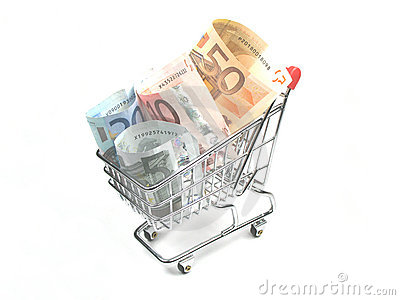 Expenses of shopping