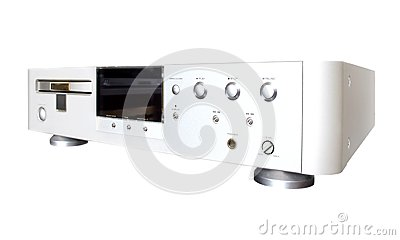 Expensive audio CD player