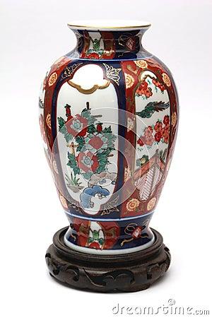Free Expensive China Vase Stock Photo - 4126920