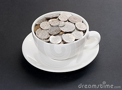 Expensive coffee