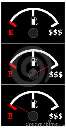 Expensive fuel